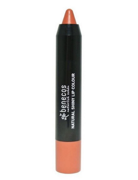 Baume Rouge à lèvres Rusty Rose 4gr Benecos soin des lèvres rouge à lèvres Herboristerie de paris
