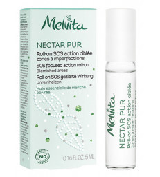 Roll on SOS action ciblée Nectar Pur 5 ml Melvita