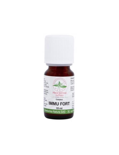 Complexe d'huiles essentielles IMMUFORT 10ml Herboristerie de Paris aromathérapie