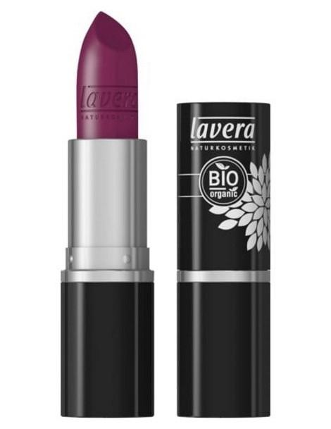 Rouge à lèvres Purple Star 33 4,5gr Lavera certifié natrue Herboristerie de paris