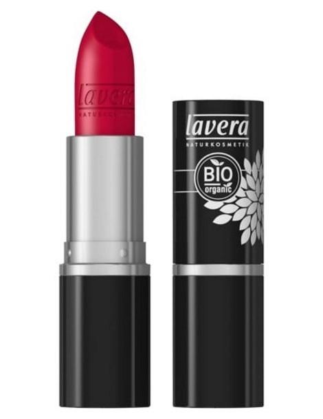 Rouge à Lèvres Timeless red 34  4,5 gr Lavera rouge intemporel Herboristerie de paris