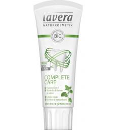 Dentifrice Menthe complete care au fluor 75 ml Lavera