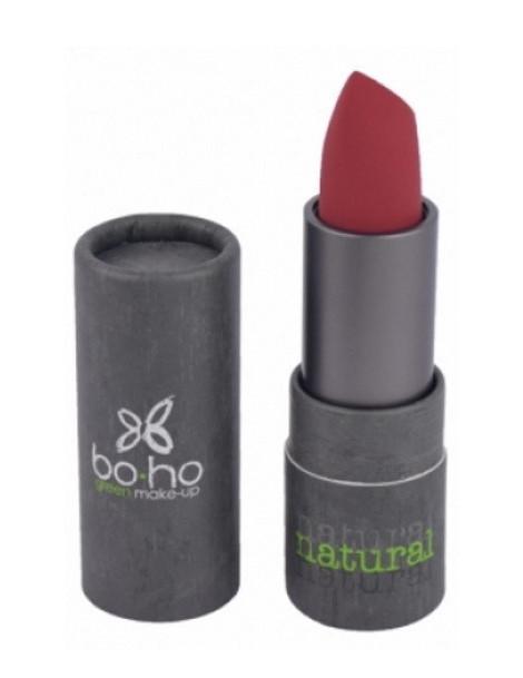 Rouge à Lèvres 312 Désire  3.5 gr Boho Green maquillage minéral Herboristerie de paris