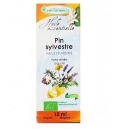 Huile essentielle de Pin Sylvestre aiguilles Bio 10 ml  Phytofrance