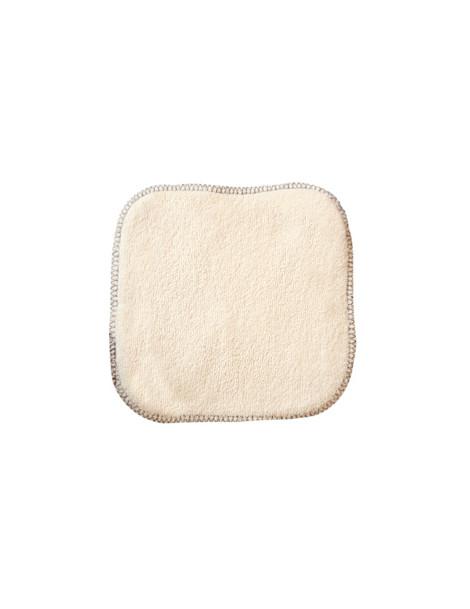 10 Lingettes bébé 100% coton biologique 15X15cm Lulu Nature Herboristerie de paris