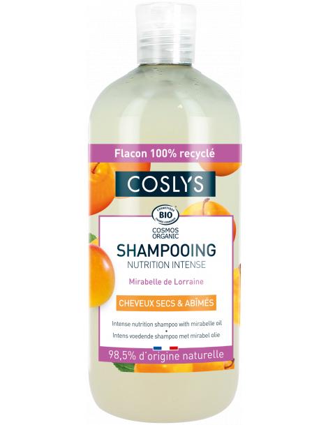 Shampooing Infinie souplesse cheveux secs Mirabelle 500 ml Coslys Herboristerie de paris