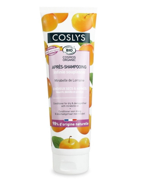 Après shampooing cheveux très secs et abimés 250 ml Coslys Herboristerie de paris