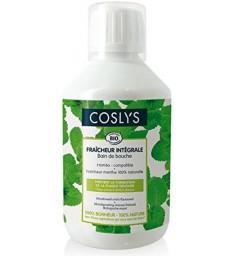 Bain de bouche protection complète fraîcheur intégrale arôme Menthe 250 ml Coslys