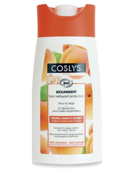 Bioliniment nettoyant protecteur spécial siège bébé abricot 250 ml Coslys Herboristerie de paris