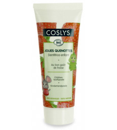 Gel dentifrice Junior à la Fraise à partir de 3 ans 50ml Coslys