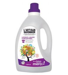 Lessive liquide concentrée 1.5L L Artisan Savonnier