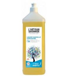 Liquide Vaisselle Concentré au Calendula 500 ml L Artisan Savonnier