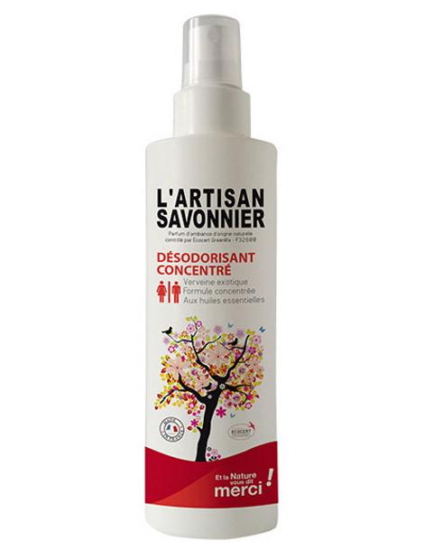 Désodorisant Concentré 250 ml L Artisan Savonnier