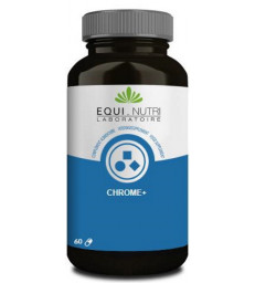 Chrome + 60 gélules végétales Equi - Nutri