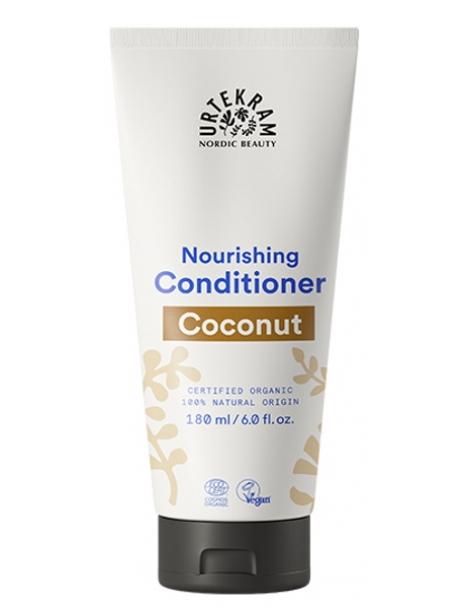 Après shampooing Noix de Coco 180ml Urtekram Herboristerie de paris