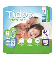 23 Couches Single Pack (T4+/L+) 9/20kg Tidoo