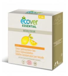 25 Tablettes Lave Vaisselle parfum citron Ecover