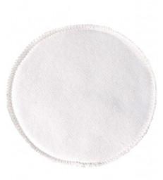 3 paires de coussinets d'allaitement en coton biologique Popolini
