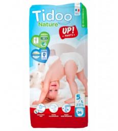 36 Culottes d'Apprentissage Jumbo Pack (T5/L) 12/18kg Tidoo