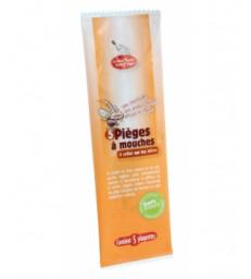 5 pièges à mouches avec attractif 3g Droguerie Ecologique