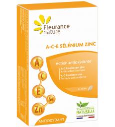 A C E sélénium zinc Fleurance Nature