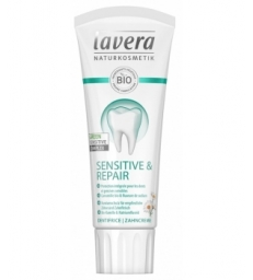 Dentifrice Dents et gencives sensibles Sensitive et Repair 75ml Lavera