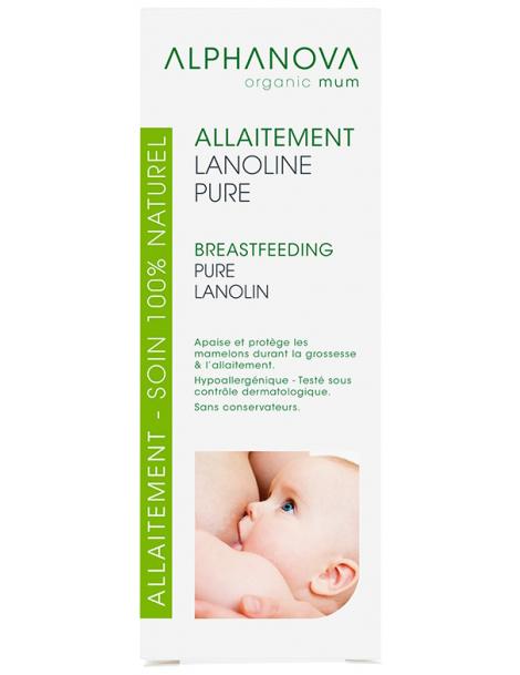 Alpha S Lanoline pure 40 ml Alphanova Santé
