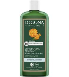 Shampooing Apaisant à l'acacia bio 250 ml Logona