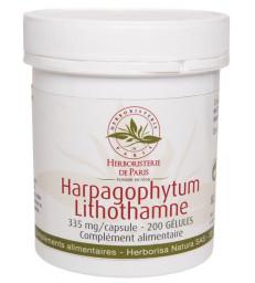 Harpagophytum Lithothamne 200 Gélules Herboristerie de Paris