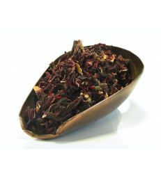 Hibiscus Fleur Karkade BIO 100 gr Herboristerie de Paris