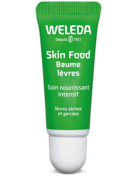 Skin food Baume à lèvres 8 ml Weleda