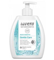 Savon liquide doux Basis Sensitiv 250ml Lavera