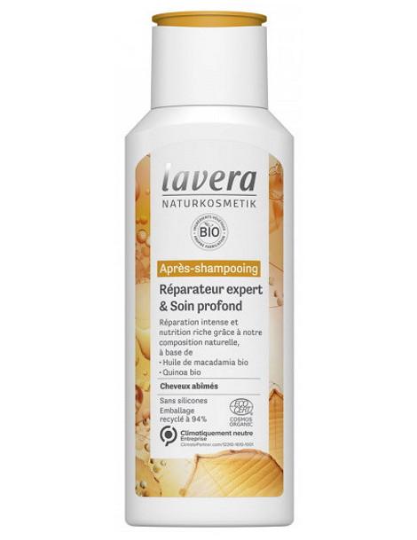 Après Shampoing Réparateur Expert et Soin profond 200 ml Lavera