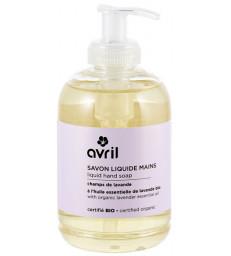 Savon liquide Mains Champs de lavande 300 ml Avril Beauté