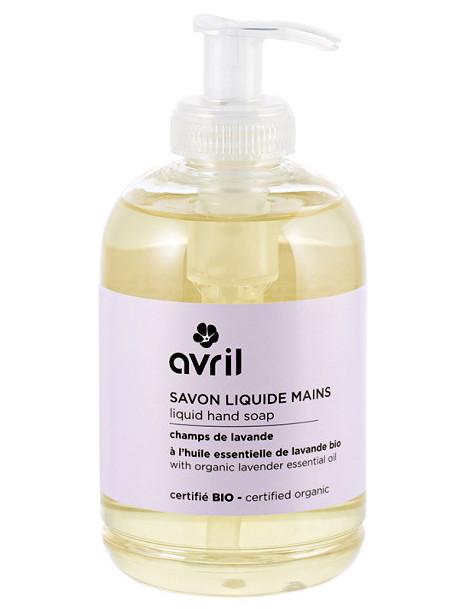 Savon liquide Mains Champs de lavande 300 ml Avril Beauté Herboristerie de paris