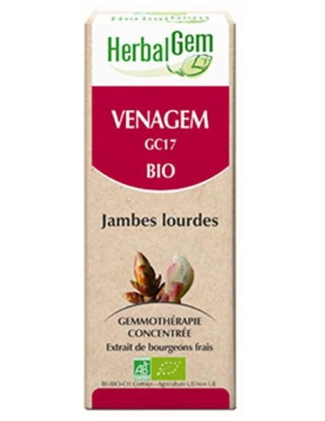 Venagem Bio Flacon compte gouttes 50ml Herbalgem Herboristerie de paris
