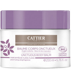 Baume corps onctueux 200 ml Cattier