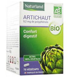 Artichaut Bio 75 Gélules Végécaps Naturland