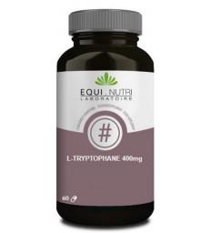L Tryptophane 60 gélules végétales de 400mg Equi - Nutri