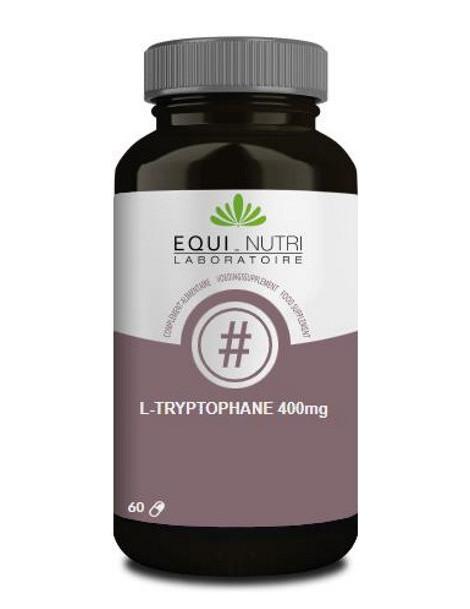 L Tryptophane 60 gélules végétales Equi - Nutri sérotonine Herboristerie de paris