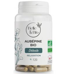 Aubépine bio 120 gélules Belle et Bio