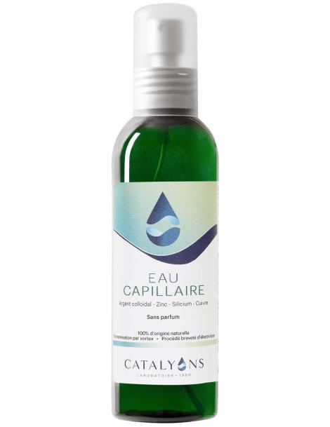 Eau capillaire ionisée spray de 150 ml Catalyons Herboristerie de paris