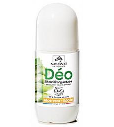 Déodorant longue durée Aloe vera Kaolin 50 ml Naturado