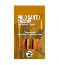 Palo Santo 3 bâtonnets Aromandise