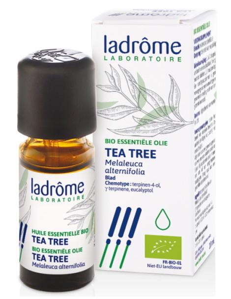 Huile essentielle de Tea Tree Bio 10ml Ladrôme Herboristerie de paris