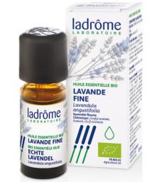 Huile essentielle bio Lavande Fine 10 ml Ladrôme