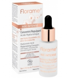 Age intense Concentré repulpant acide hyaluronique 15.0ml Florame