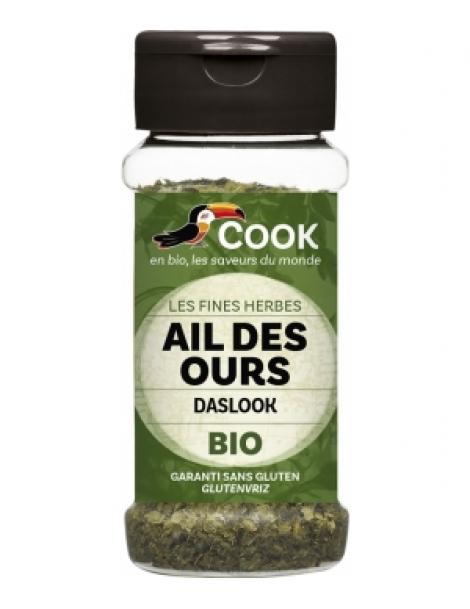 Ail des ours coupé 16 gr Cook Herboristerie de Paris