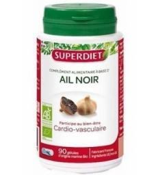 Ail noir bio 90 capsules Super Diet