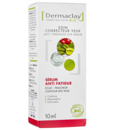 Sérum Correcteur Contour Yeux Anti Fatigue 10ml Dermaclay